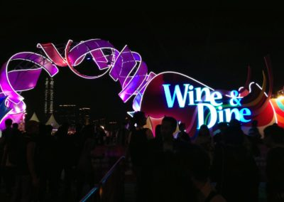 SHANGHAI WINE AND DINE FESTIVAL