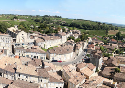 SAINT-EMILION City